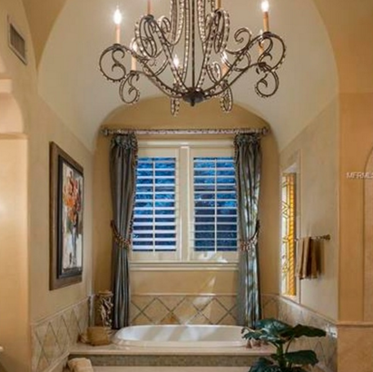 Luxury Master Bathroom. Interior Architecture and details designed ...