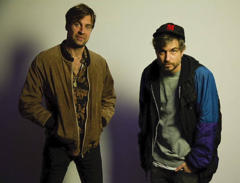 Electronic music producer/DJ-duo Adriatique announce debut