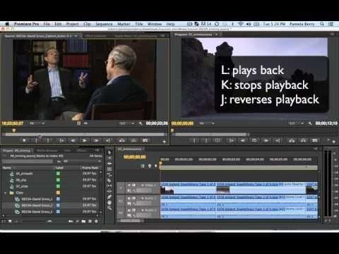 Adobe Premiere Video Editor