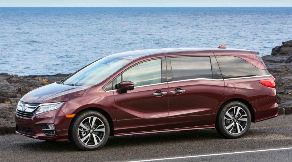 2019 Honda Odyssey Release Date And Price Honda Odyssey Honda Mini Van