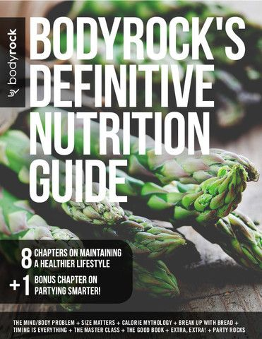the bodyrock definative nutrition guide bodyrock daily hiit rh pinterest co uk Food Guide Pyramid for Pregnant Women Daily Nutrition Chart for Adults