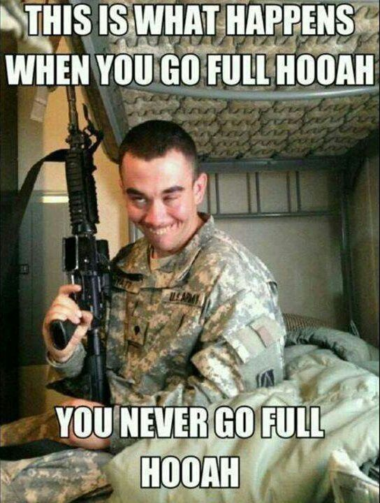 Pin By Fish Dawg On Usmc Funny Army Memes Military Humor Military Memes