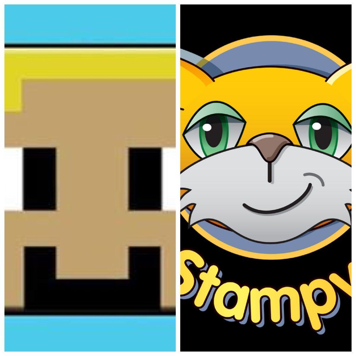 Stampy And Squid Symbols X X Stampy Longnose Minecraft Pinterest