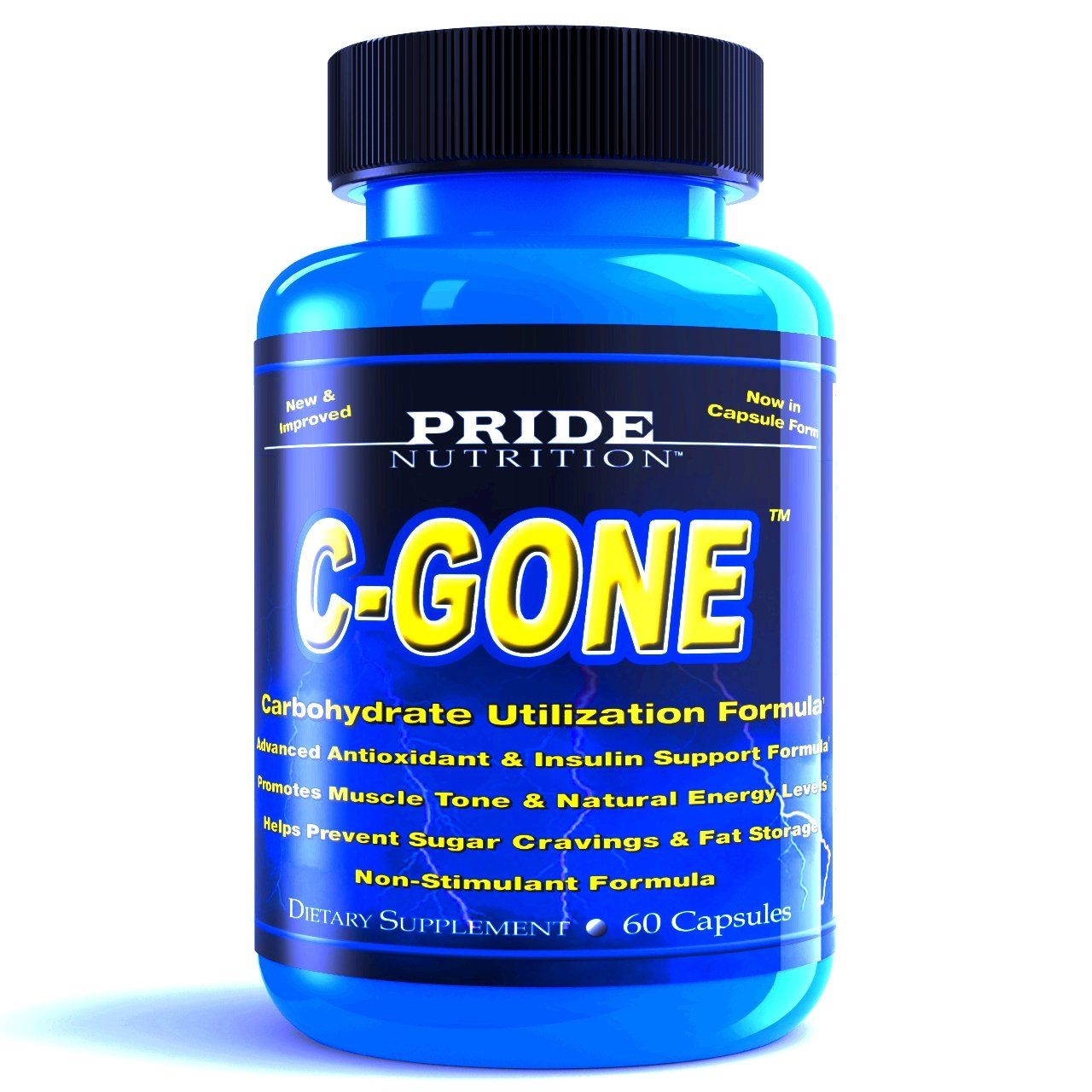 1 Fat Burner Cgone 60 Pills Best Carb Blocker And Fat