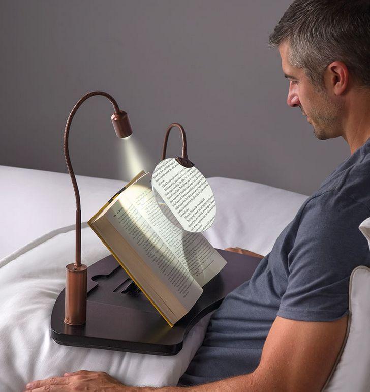 The Lap Desk With Magnifier And Light Lap Desk Magnifier Lap