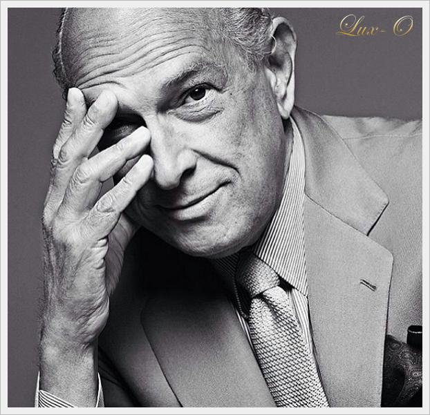 Nosso LUX-O Man Oscar de La Renta forever!