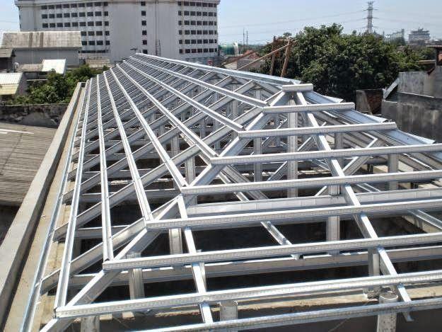 Property N General Contractor Penyedia Rangka Atap Baja