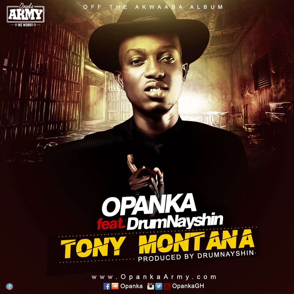 opanka ft drumnayshin tony montana prod by drumnayshin song