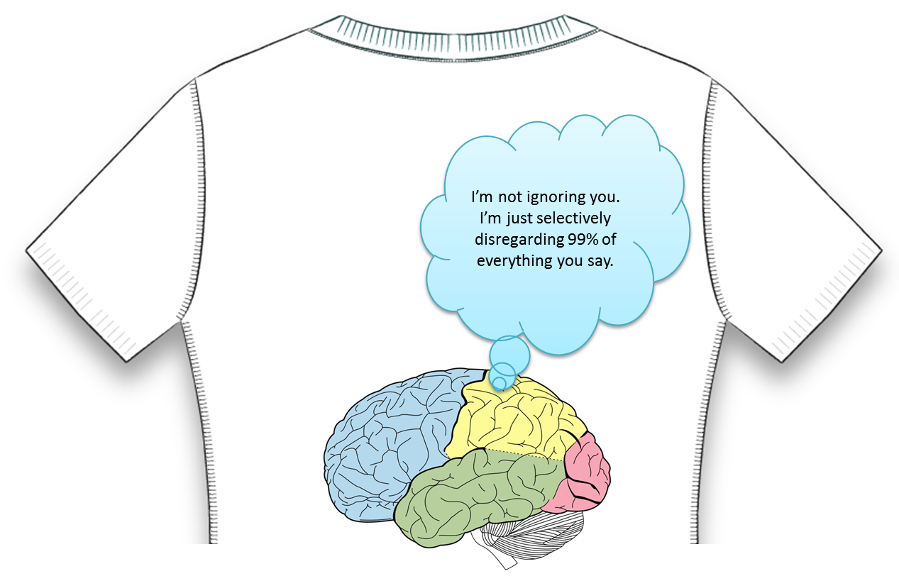 Snobby Brain T-Shirt, inspired by Google Hangout today.