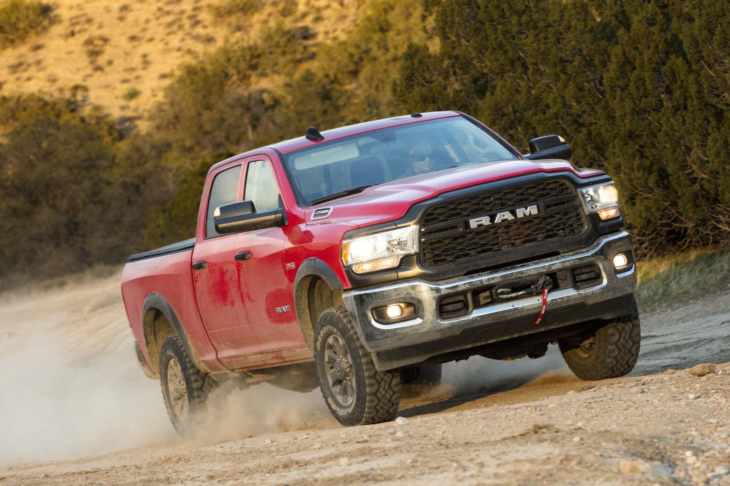 Dodge Ram 2500 Diesel 2020 Performance Check more at https