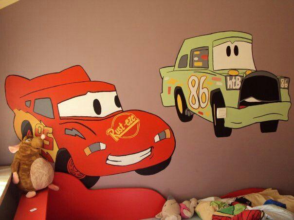 Cars Slaapkamer Ideeen : Slaapkamer cars voor mijn neefje selfmade slaapkamer