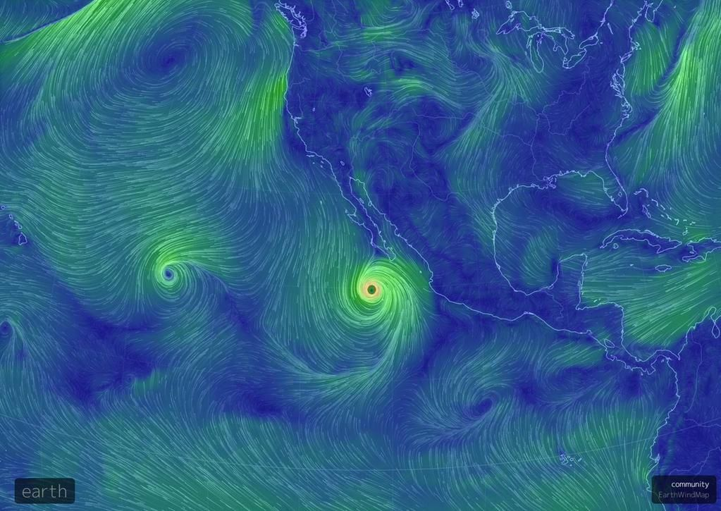 Nws Bay Area On Wind Map And Storms