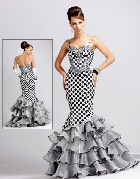 unique drawing of a prom dress   Wedding at Hawaii   Pinterest ...
