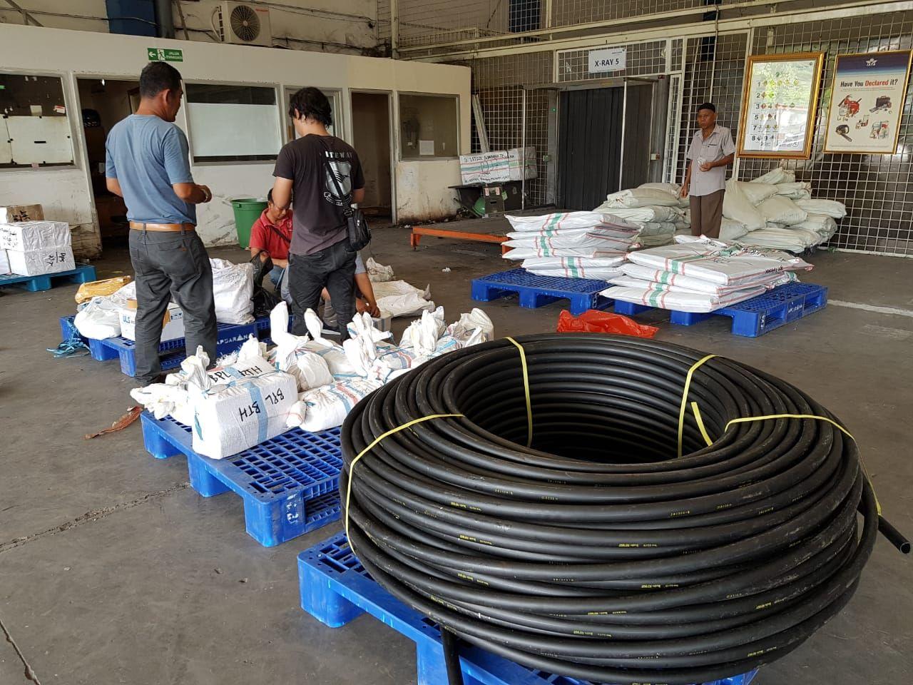 Tarif Paling Murah Via Cargo Garuda Indonesia