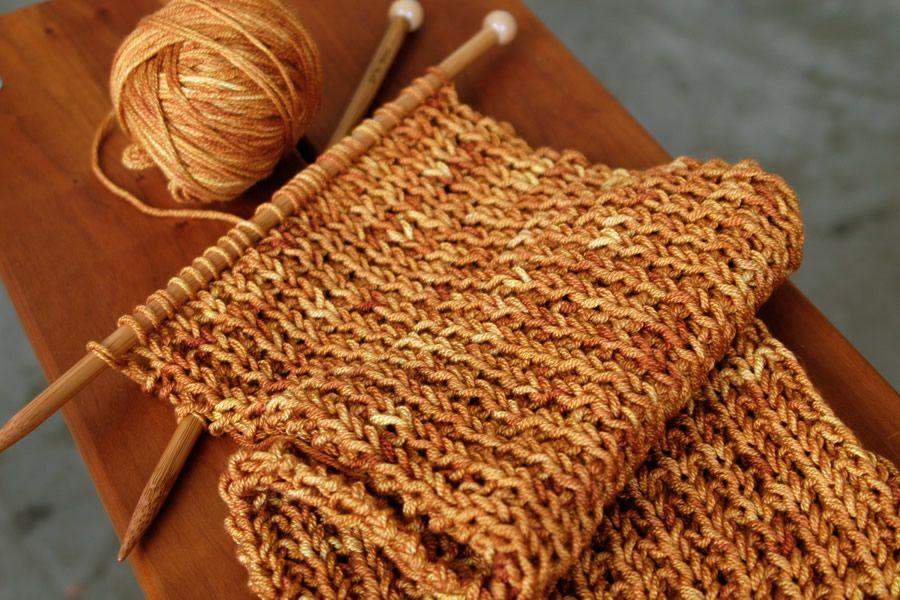 Freeonlineknittingpatterns Shown In Merino Silk Aran Ginger