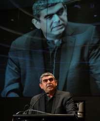 All eyes on Infosys address today - Reuters