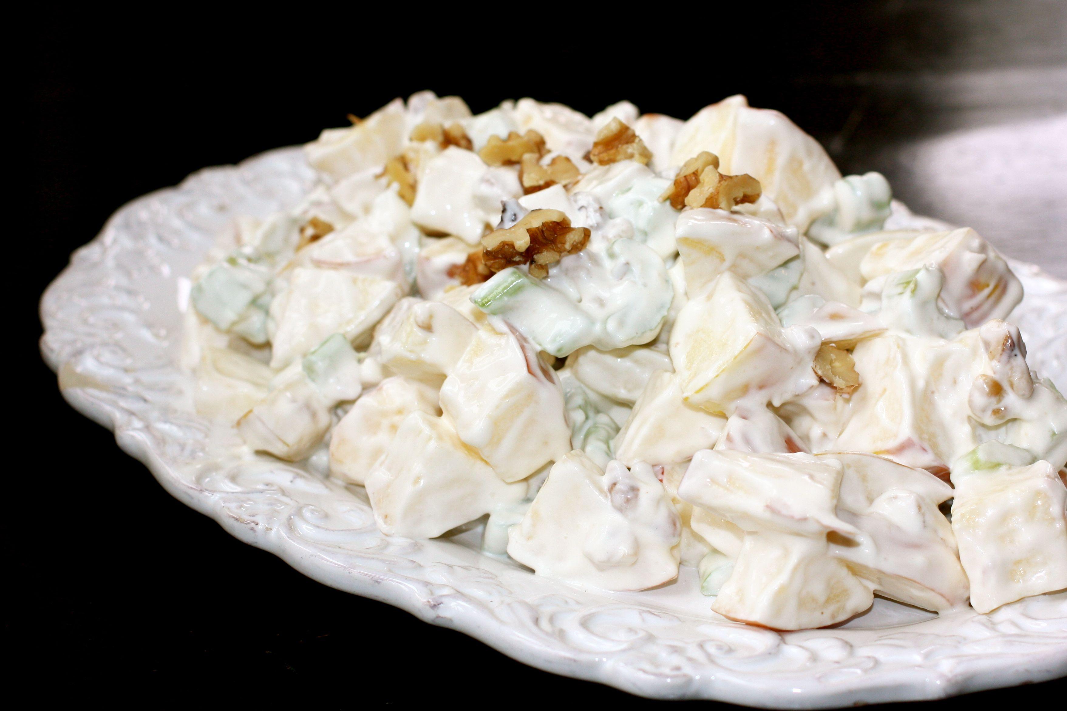 Waldorf Salad Recipe thanksgiving recipe recipes
