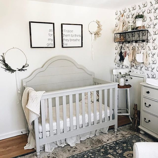 Just Another {beautiful!} Example Of The Bunny Nursery