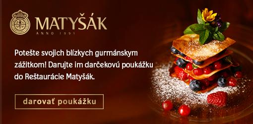 Reštaurácia Matyšák