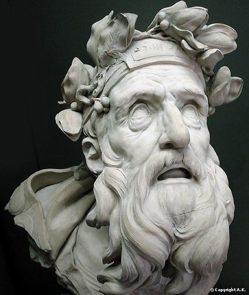 Ange Sculpture michel-ange slodtz (1705-1764) chrysès terre cuite | art= sculptures