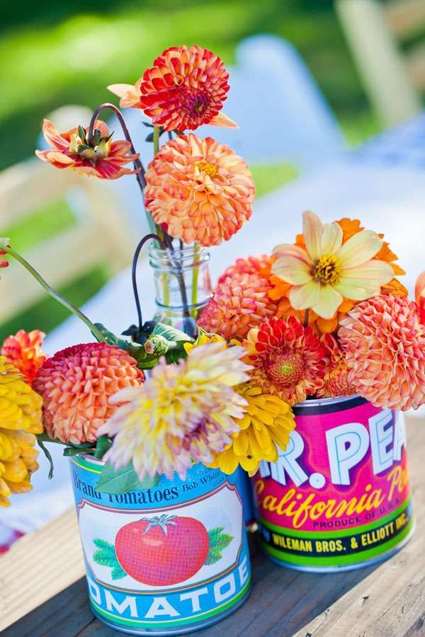Farmer's Market Summer Party Ideas | Photo 1 of 35 | Catch My Party