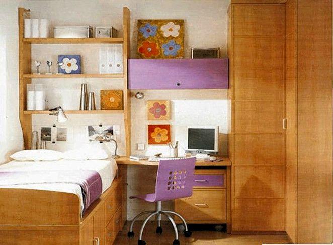 Muebles de dormitorio para ni o y adolescentes ideas for Diseno de muebles para dormitorio de nina