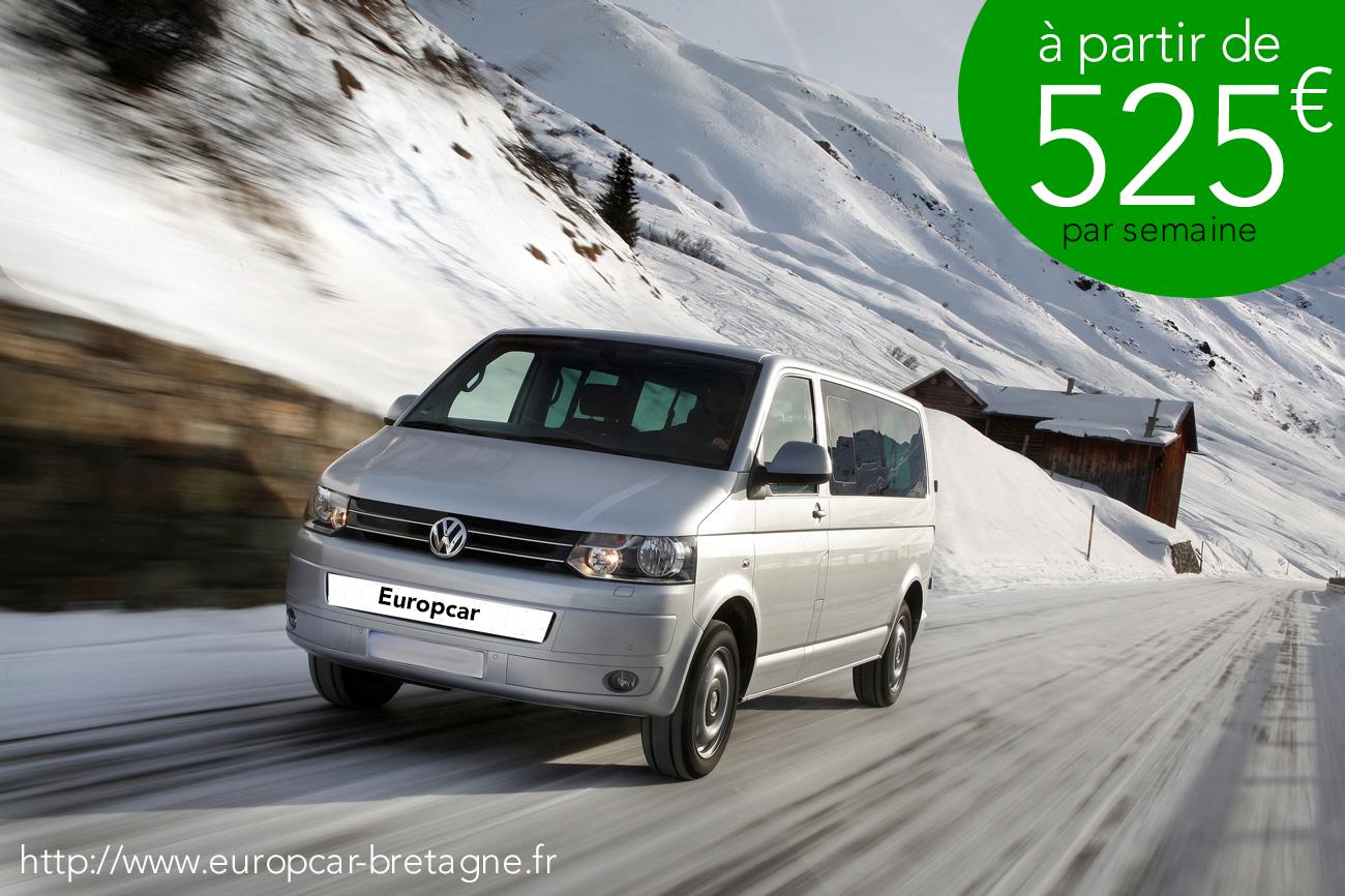 Location Minibus Europcar Bretagne Dernières Disponibilités Pour - Location porte voiture europcar