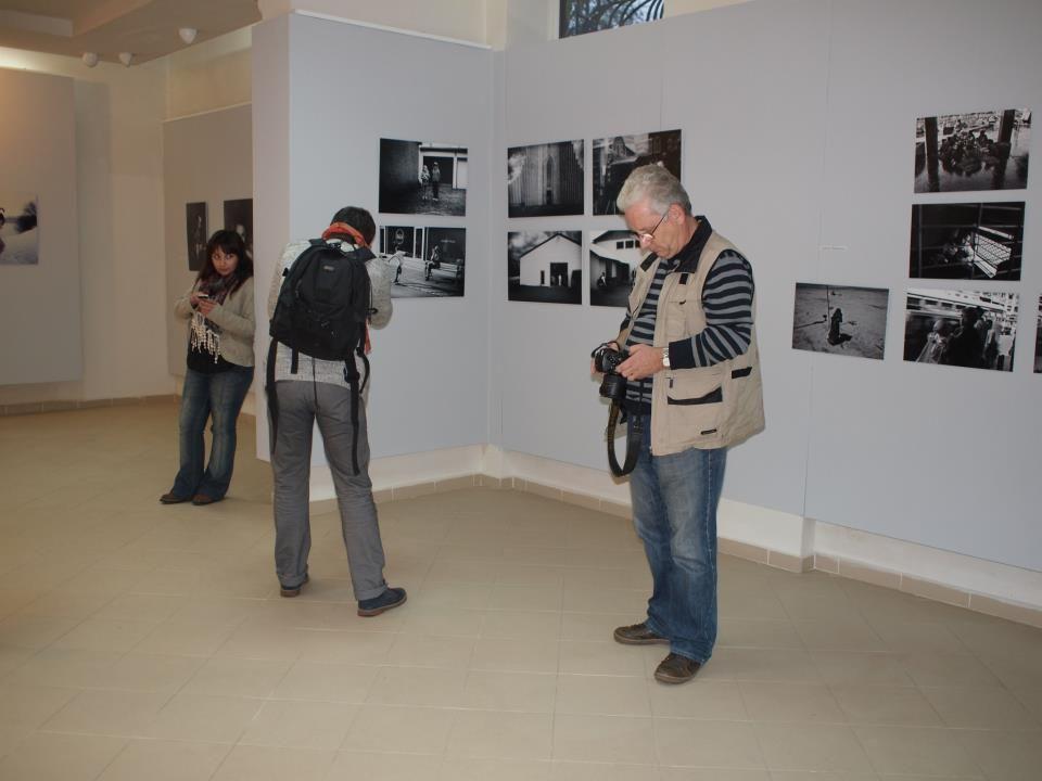 Portretul unui fotograf: Vasile Dorolți