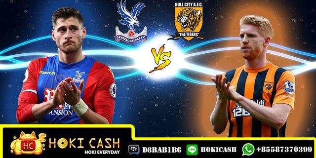 Prediksi Jitu Crystal Palace vs Hull City 14 Mei 2017