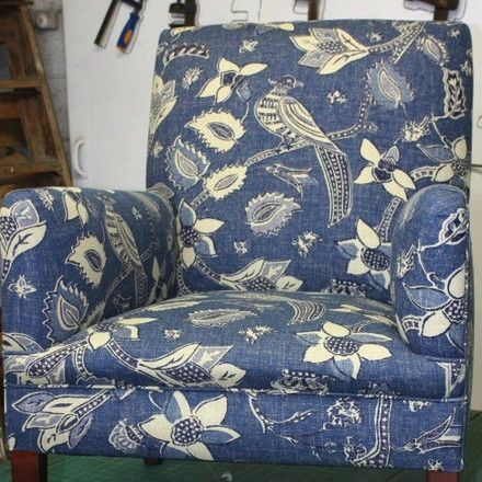Javanese Richloom Chairs - ReVamp Vintage