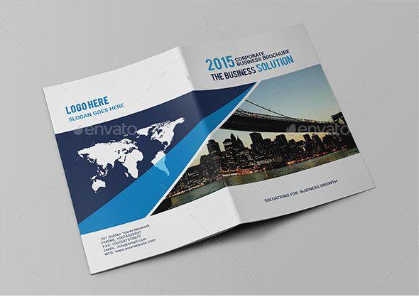 100 Free Best Business Brochure Design Templates Business