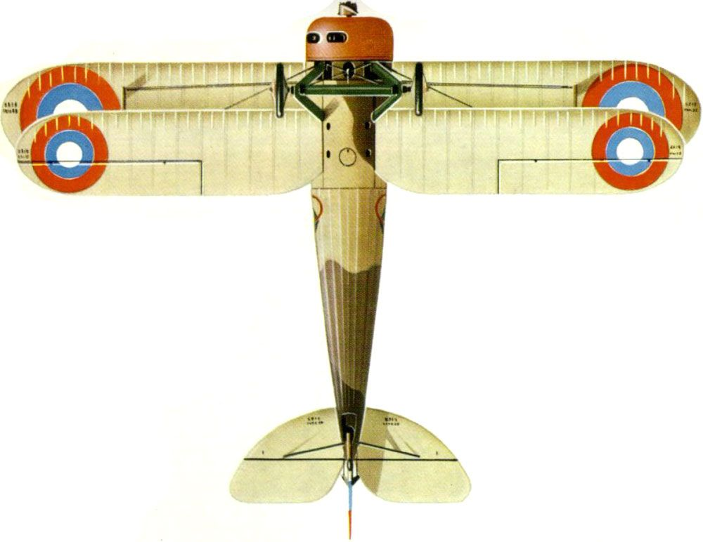 """Nieuport 28 C1 Unit: 94th Aero Squadron """"Hat-in-Ring"""", American Expeditionary Corps (AEF) Serial: 6 (N6189) Pilot - Captain Kenneth Marr. Ma..."""
