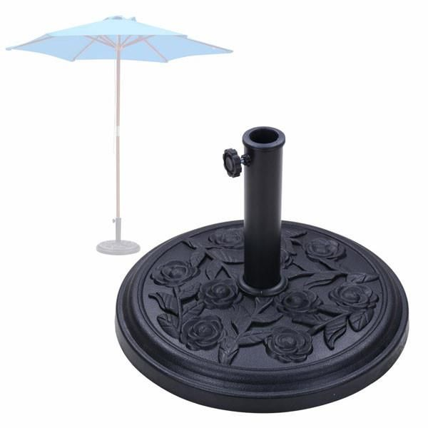 Exceptionnel European Style Outdoor Patio Umbrella Base Stand 20Lb