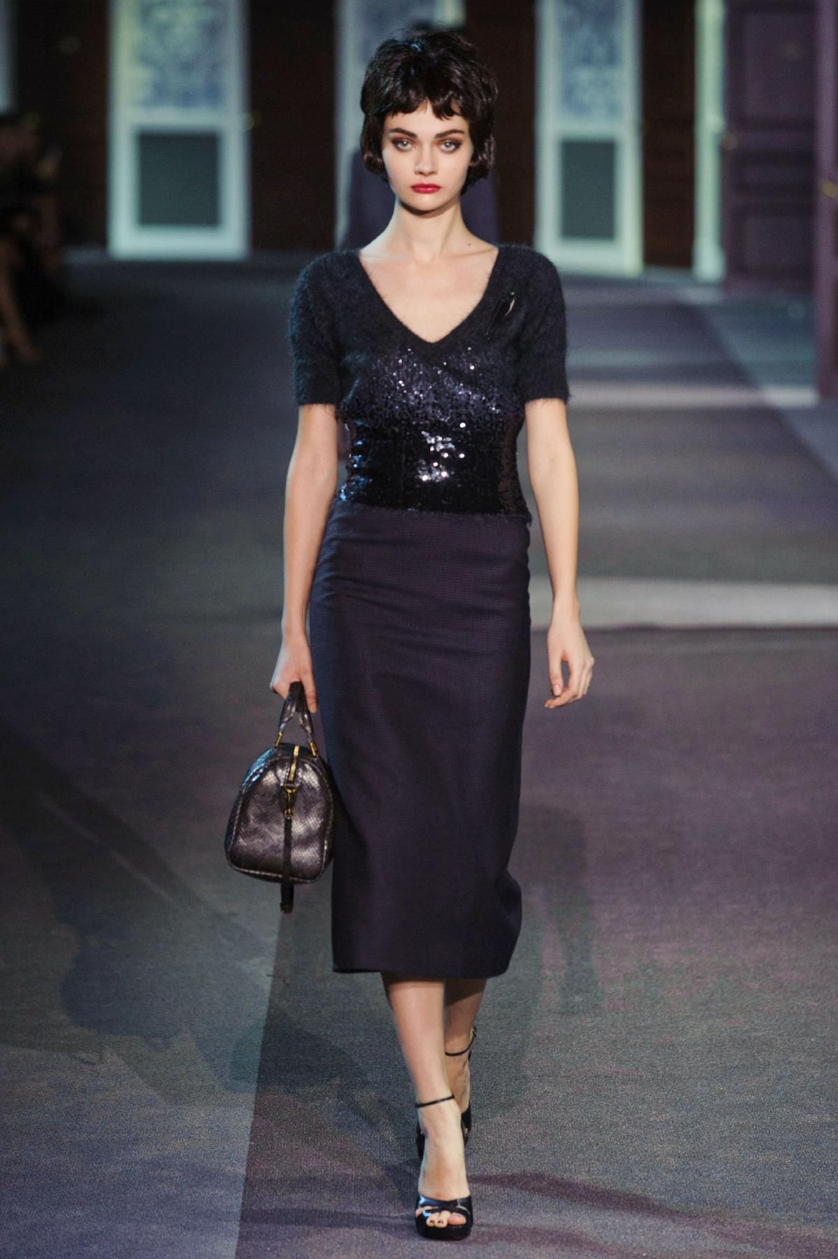 Louis Vuitton Fall 2013 RTW Collection - Fashion on TheCut