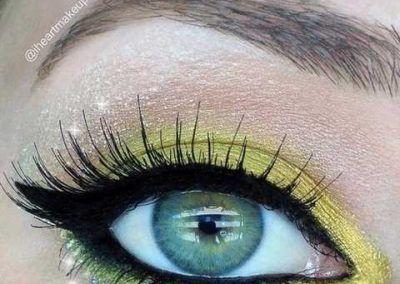 Le Maquillage De La Fée Clochette Idées Photo 10 Ma Folie Des