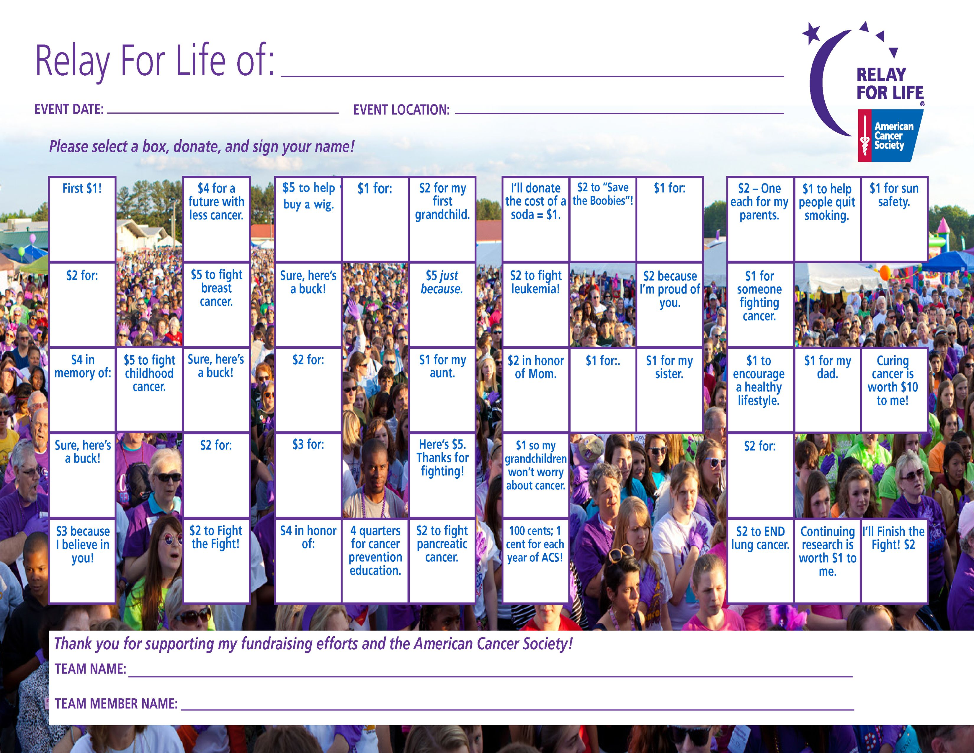 For Life 118 Best Relay For Life Images On Pinterest
