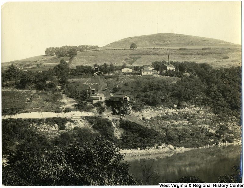 Frontthumbnail Virginia history, West virginia history