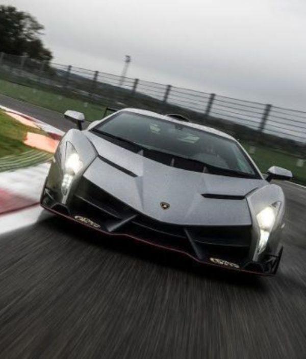 The Super Rare Lamborghini Veneno