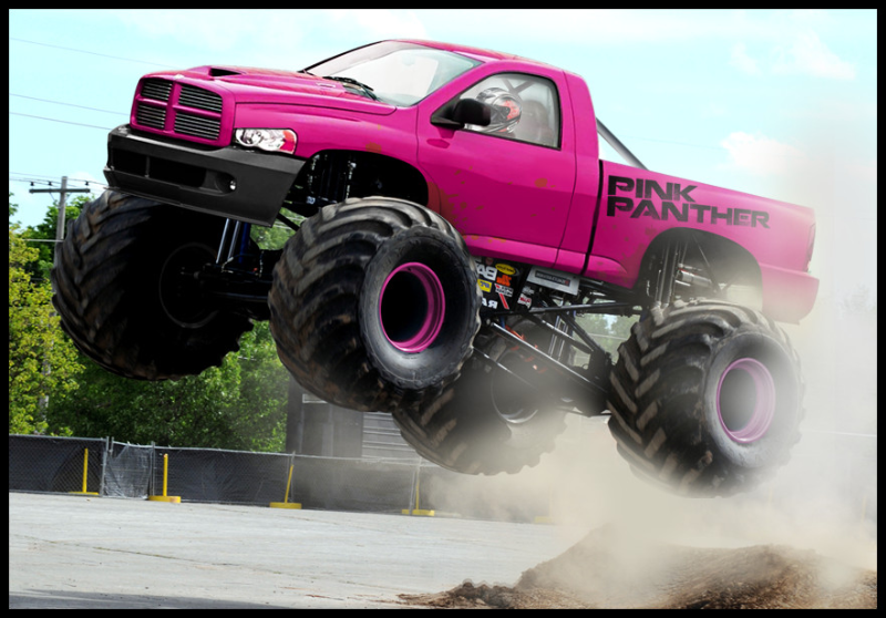 Raminator Hall Bros Racing Monster Trucks Lifted Trucks Trucks