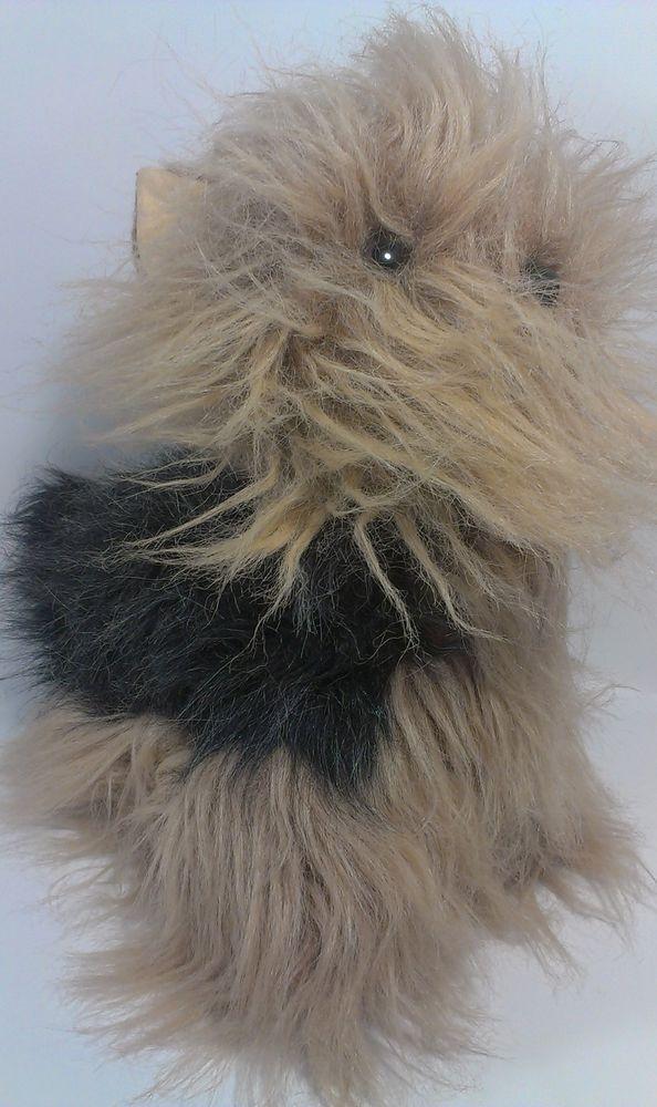 Chosun Yorkshire Terrier Stuffed Animal Plush Shaggy Puppy Dog Huge