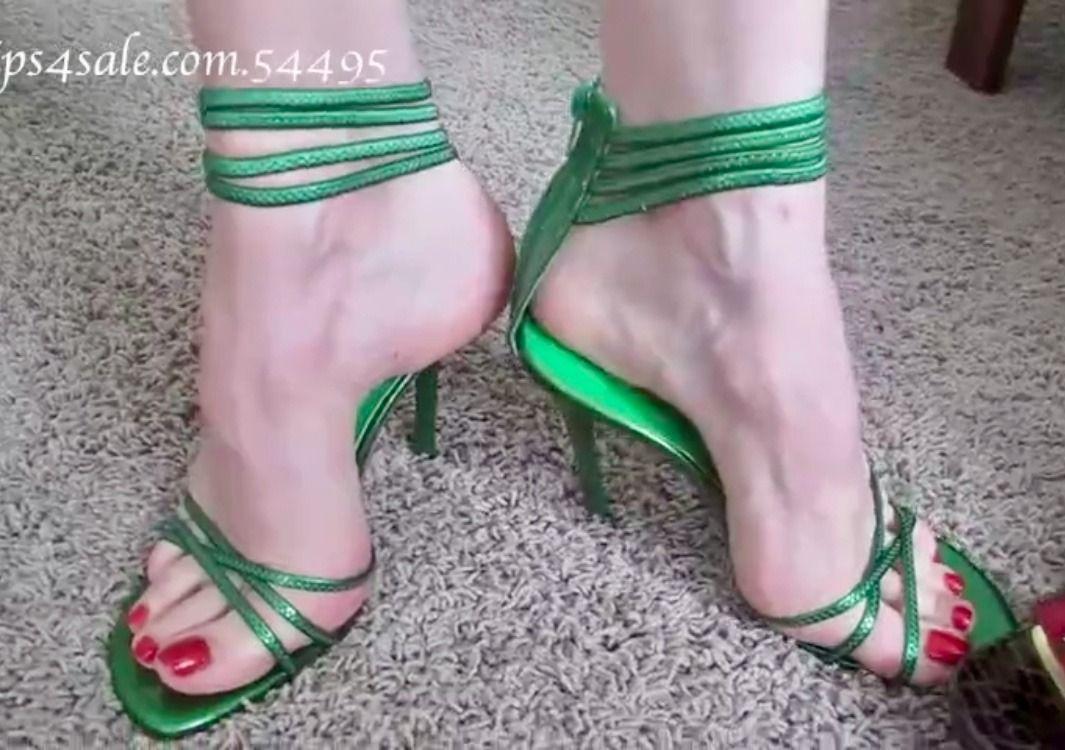 055c8007f76 KJ high arched feet Heel