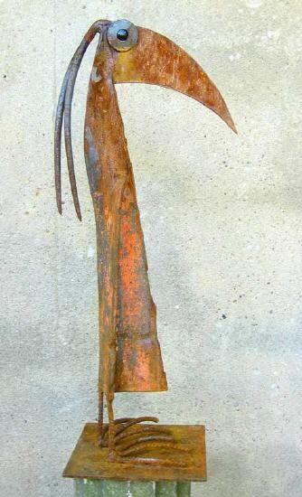 Skulpturen Aus Schrott Von Chris Kircher (http://chris Kircher.de