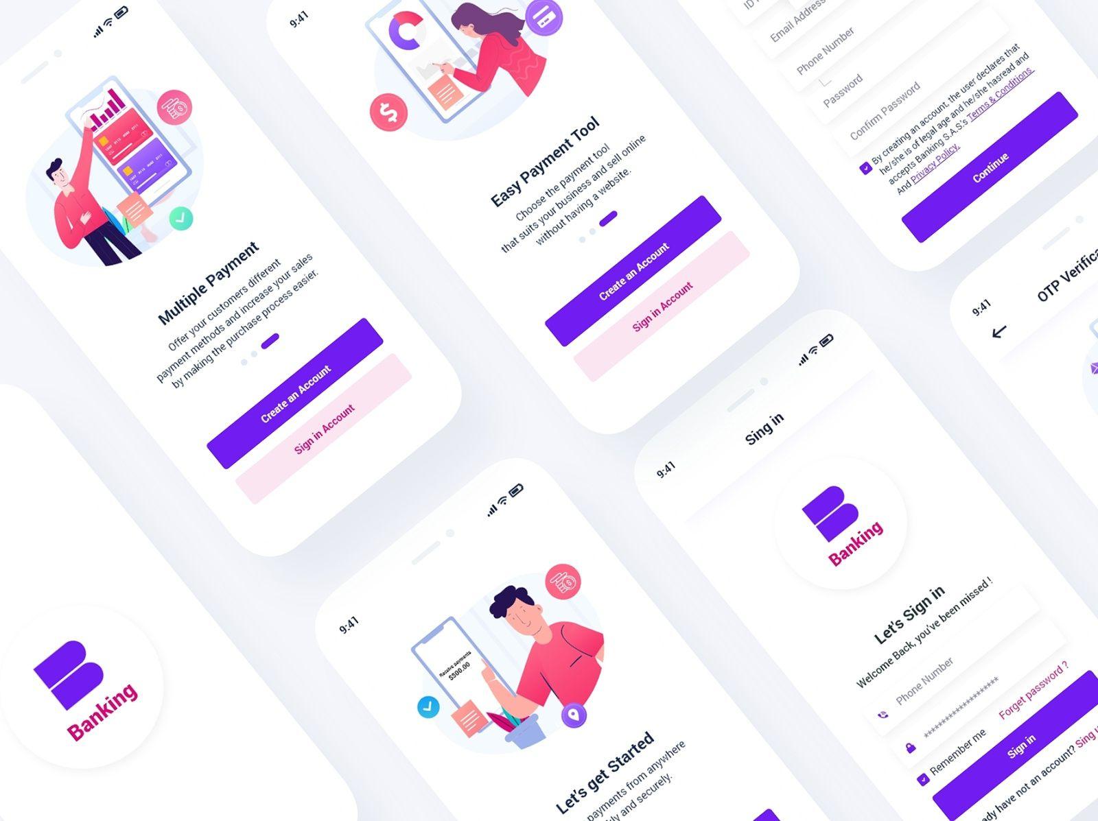 Pin on Mobile App UI/UX
