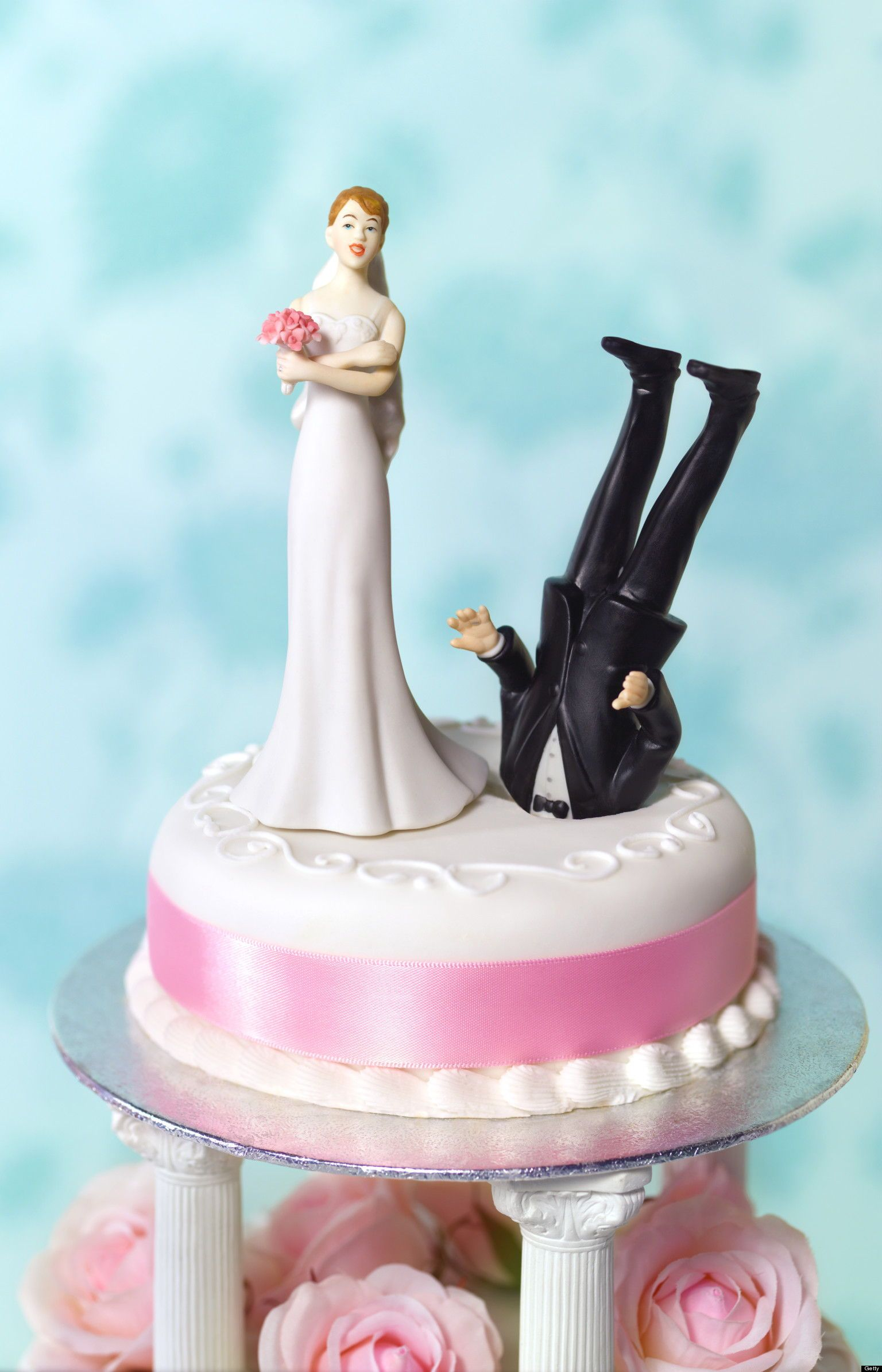 15 Funny Wedding Cake Toppers To Make Your Guests Laugh Weddinginclude Funny Wedding Cakes Funny Wedding Cake Toppers Funny Cake Toppers