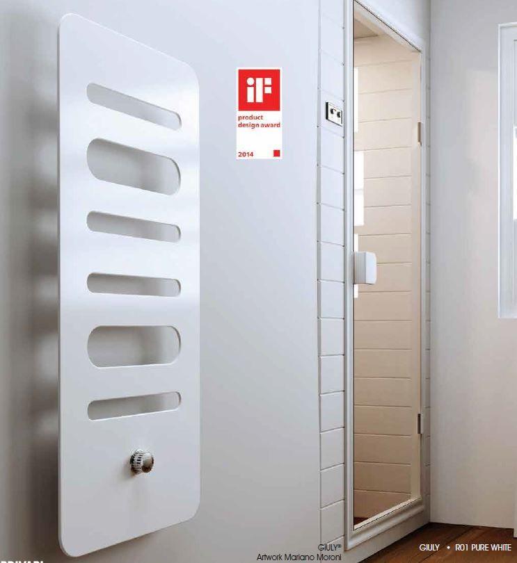 badkamer design radiator cordivari giuly | Huis | Pinterest