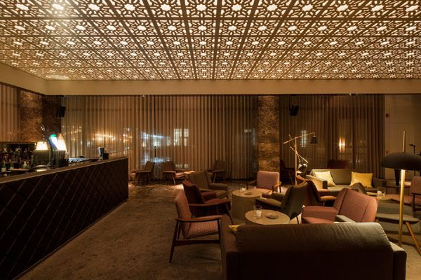 Oriental Inspiration Sophisticated B Zen Bar in Braga Portugal