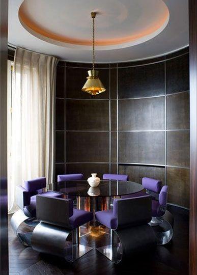 The Work of Interior Designer Pierre Yovanovitch