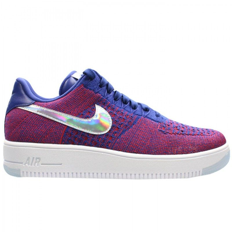 The Nike Air Force 1 Flyknit Low PRM is available on