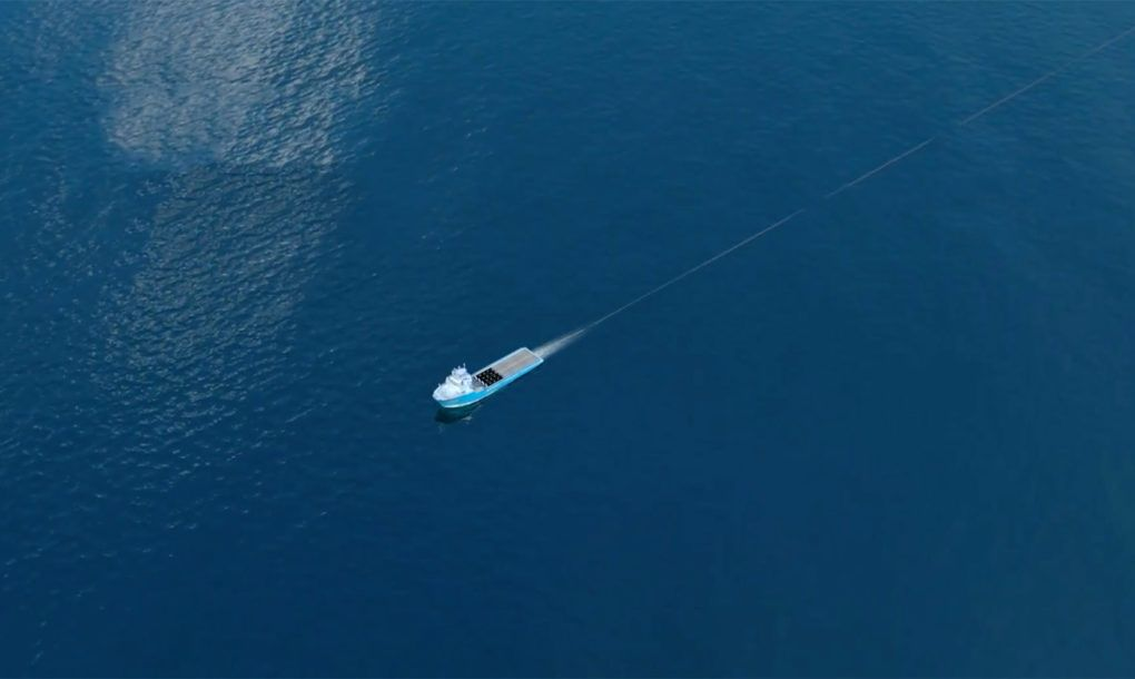 The Ocean Cleanup just announced their redesigned arrays will start cleaning the Great Pacific Garbage Patch within 12 months | Inhabitat - Green Design, Innovation, Architecture, Green Building