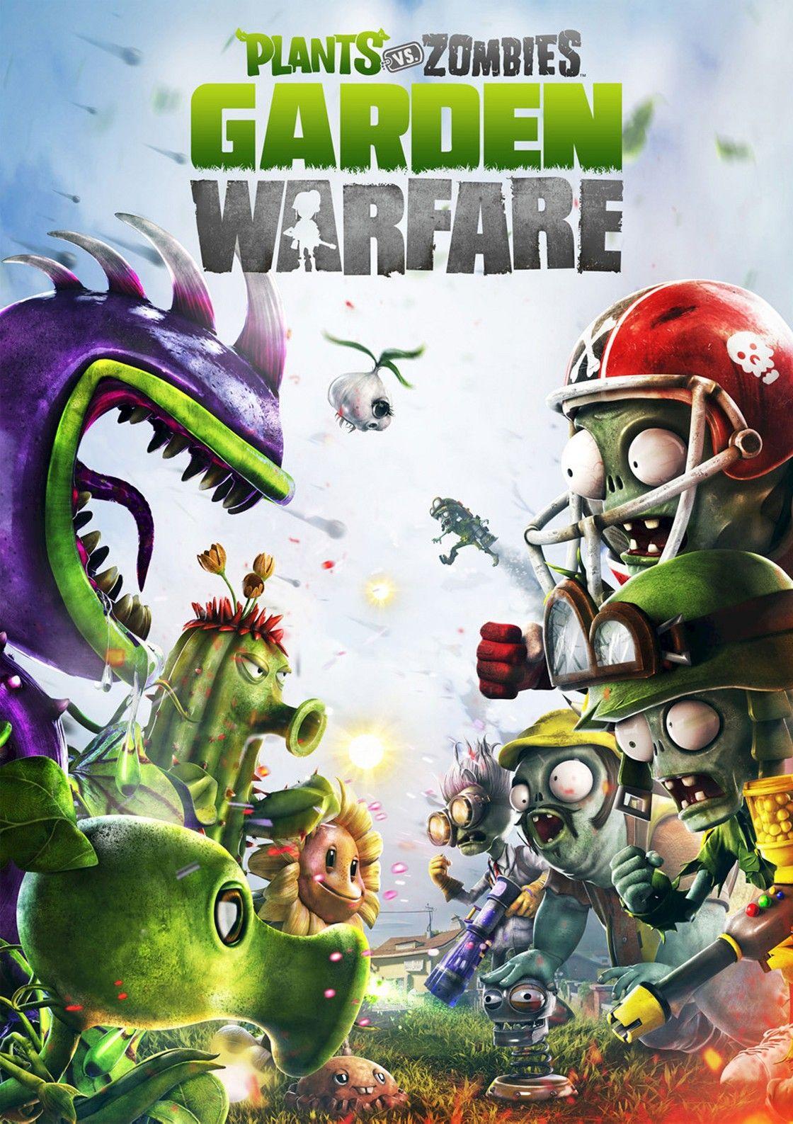 Plants Vs Zombies Garden Warfare Electronic Software Download
